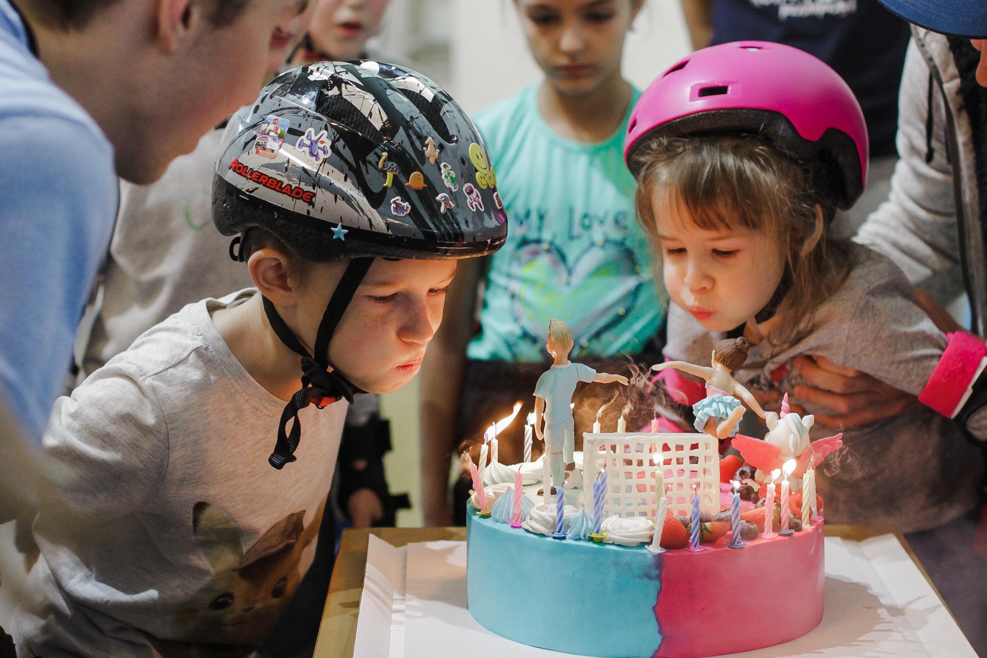 День рождения ребенка в Санкт-Петербурге
