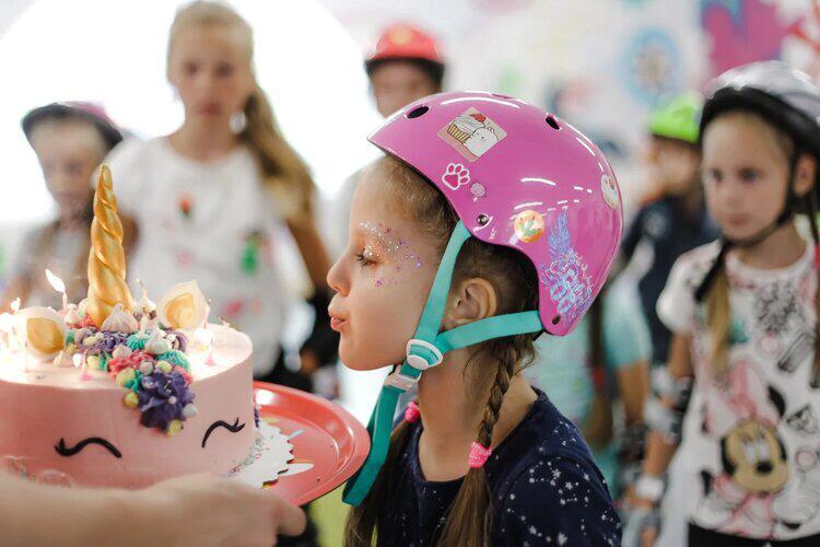 Где отметить День рождения ребенка в СПб?