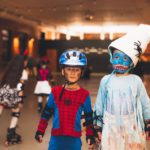 Хэллоуин в Ногам Дорогу